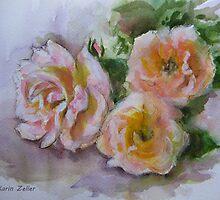 Pauline's Roses by Karin Zeller