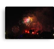 Disneyland Canvas Print