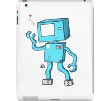 Oh Hai, I'm a Robot! iPad Case/Skin