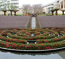The Getty by jehnner