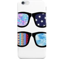 What We See  iPhone Case/Skin