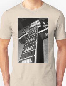 Silver Burst  Unisex T-Shirt