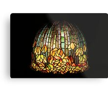Tiffany Lamp Metal Print
