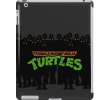 TMNT - Foot Soldiers - Teenage Mutant Ninja Turtles iPad Case/Skin