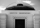 Griffith Obseratory by Ron Hannah