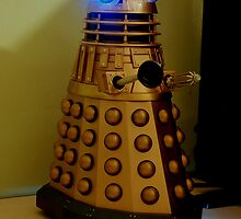 Dalek (Attack Mode) by Chris Corney
