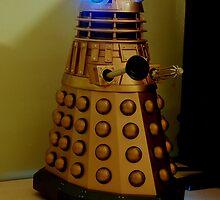 Dalek (Attack Mode) by Chris Corney