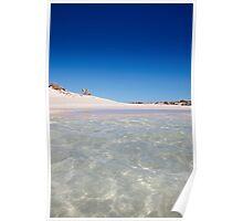 T-Bone Bay, Ningaloo Marine Park, Western Australia Poster