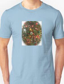 Old Fashioned Christmas Tree Unisex T-Shirt