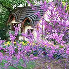 Little Cottage in Spring © by Mary Campbell