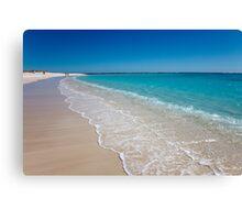 Turquoise Bay, Ningaloo Marine Park, Western Australia Canvas Print