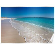 Turquoise Bay, Ningaloo Marine Park, Western Australia Poster