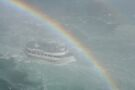 Maid of the Mist Under the Rainbow by Allen Lucas