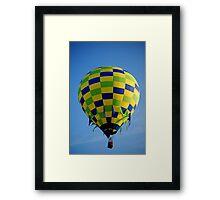Beautiful Flight Framed Print