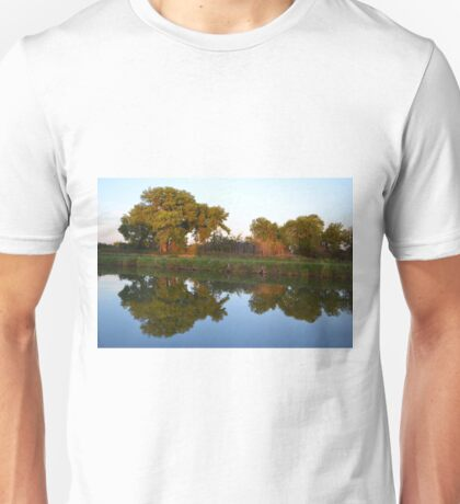 Reflections at Sunset Unisex T-Shirt