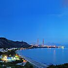 Tuen Mun Power Station by HKart