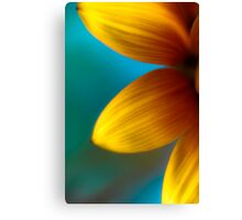 Ashley's Flower Canvas Print