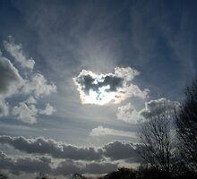 Explosive Cloud by Chris Corney