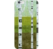 Summer Birches iPhone Case/Skin