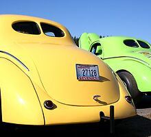 Willys Brothers by starlitewonder