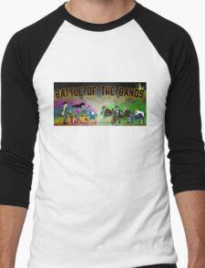 Battle of the Bands Men's Baseball ¾ T-Shirt