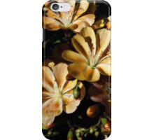 Sweet little yellow flowers iPhone Case/Skin