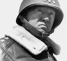 General George Patton by warishellstore
