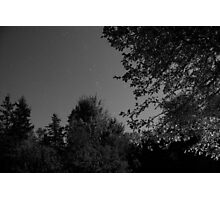 Cape Breton Night Sky Photographic Print