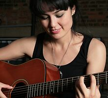Jasmine Rodgers by Manou