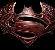 Batman vs Superman by MarbleCake23