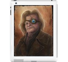 Mad Eye iPad Case/Skin