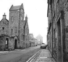 Misty Street by RationalMatthew