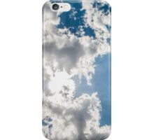 Sol of the Heavens iPhone Case/Skin