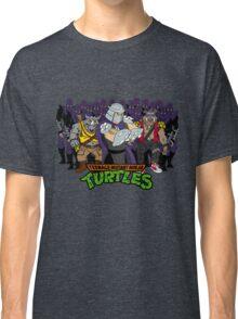 TMNT - Foot Soldiers 02 with Shredder, Bebop & Rocksteady - Teenage Mutant Ninja Turtles Classic T-Shirt