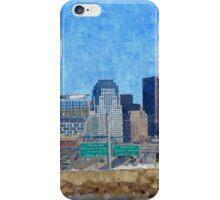 Boston Skyline iPhone Case/Skin