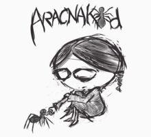 Aracnakid #10 Baby Tee
