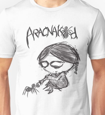 Aracnakid #10 Unisex T-Shirt