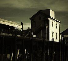 Old Sacramento, California by Christine Till  @    CT-Graphics