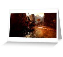 lair Greeting Card