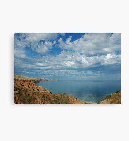 Sellicks Beach, SA Canvas Print
