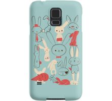 Bunnies Samsung Galaxy Case/Skin