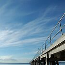 Wool Bay Jetty, SA by catdot