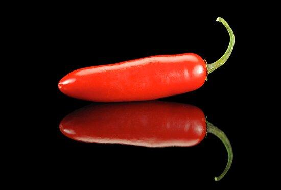 Chili Pepper by carlosporto