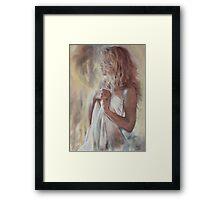 'Amy' Framed Print