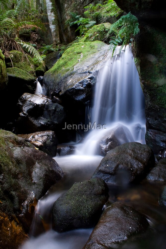 Valley of the Waters by JennyMac