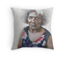 """Multhara"" Throw Pillow"