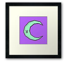 Maurice da Moon Framed Print