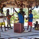 Mystery Island Beach Boys by judygal