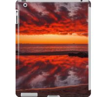 Rock Pool Reflections iPad Case/Skin