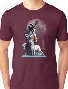 The Game Of Kings, Wave Six: White Queen's Bishop Unisex T-Shirt
